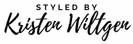 Styled by Kristen Wiltgen