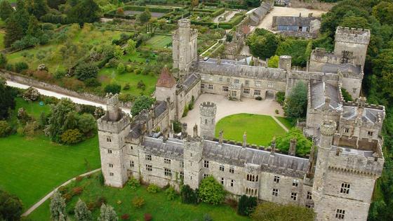 Lismore Castle, Castles of Ireland