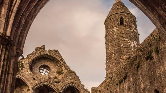 St Patricks Rock of Cashel, Castles of Ireland