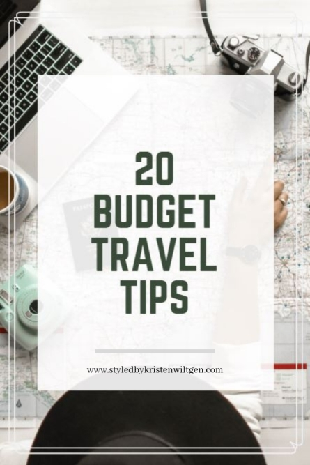 Budget Travel Tips