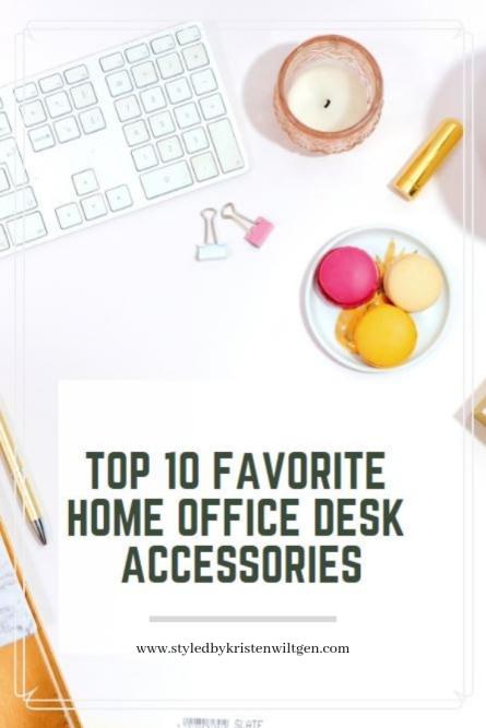 Home Office Desk Accessories
